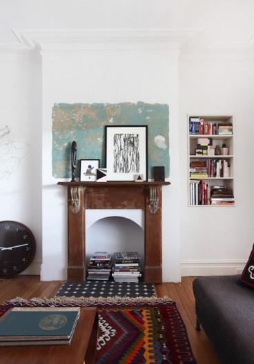 Wand Für Buch? Abschluss Der Farbe Ins Weiss übergang