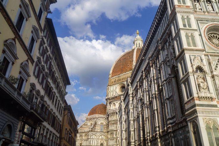 Firenze. Brunelleschi. Toscana, Italia.