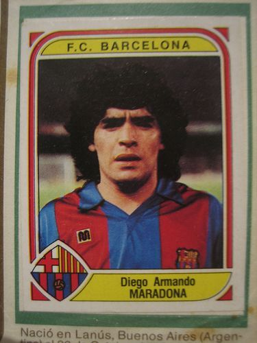 maradona essay Essay smoak 1 michael smoak professor rudolph english 101 15 november 1996 drugs: hurt players and sports  diego maradona,.