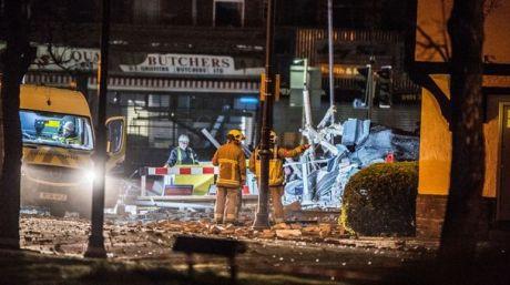 Explozie puternică lângă Liverpool. Deflagrația A DISTRUS un studio de dans pentru copii. Peste 30 de oameni au fost răniți