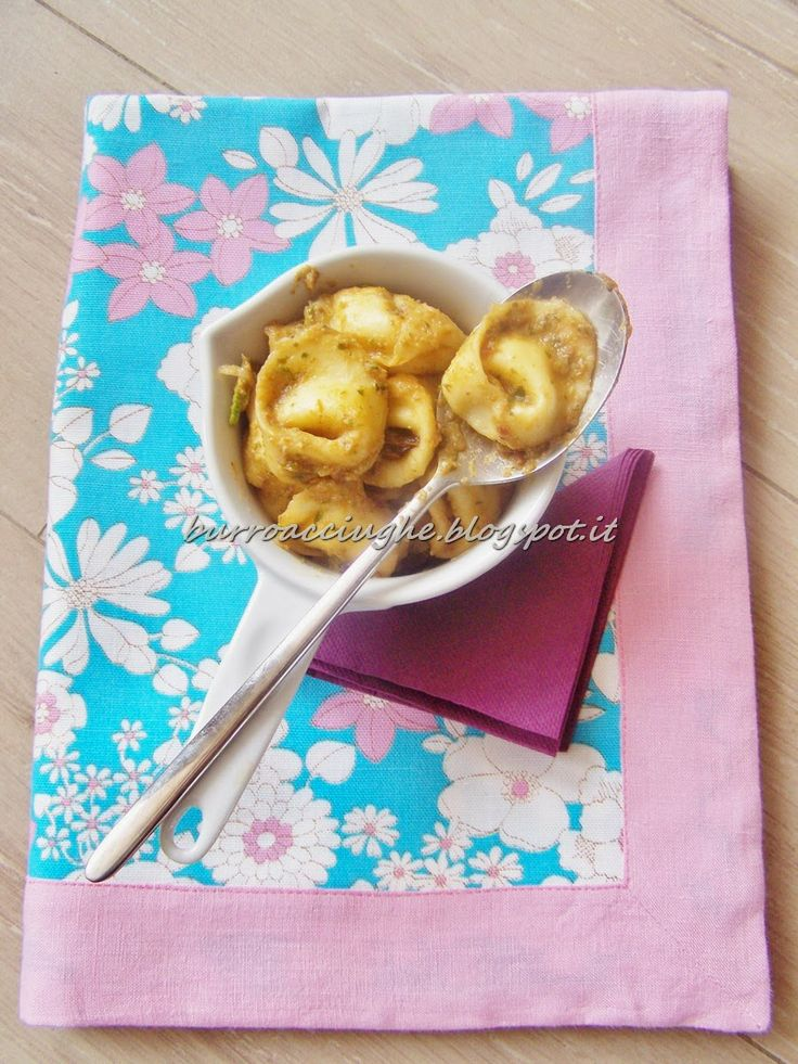 #tortellini di #ricotta e #limone