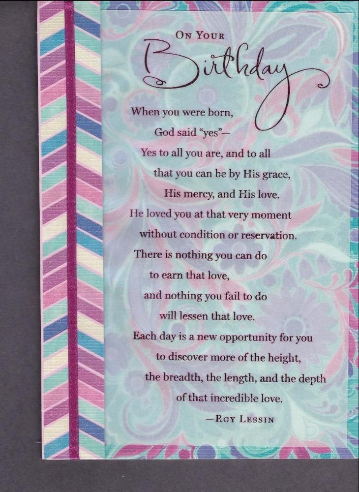 Christian Greeting Card, Birthday #DaySpring #BirthdayAdult
