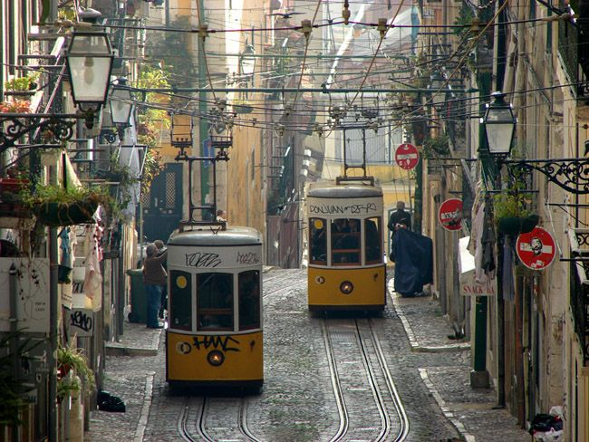 Cheaptrip - Carpe Diem - Carpe Viam - На электричке по Португалии.