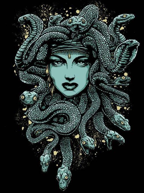 Medusa Artwork Tattoo: 162 Best Medusa Images On Pinterest