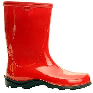 I want these Sloggers rain boots, but I don't have any money.