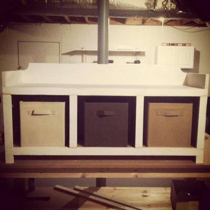 DIY Storage Bench.. I AM Making This This Spring! Super Excited! | DIY |  Pinterest | Diy Storage Bench, DIY Storage And Storage Benches