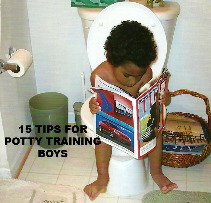 Dumb Mom's Guide. How to Potty Train Dudes. - dude mom