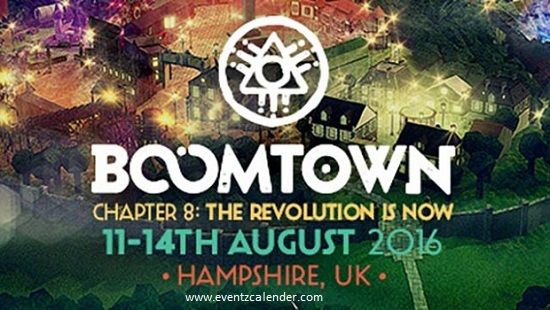 Boomtown Festival 2016 UK Boomtown festival is one of the biggest festivals in UK. This year the festival is kicking off from 11th of August 2016 in Matterley Estate, Hampshire. Boomtown festival i…