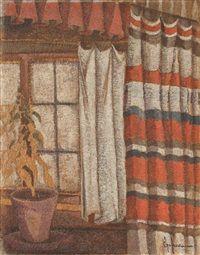 Interiorul culei de la Măldărești by Olga Greceanu