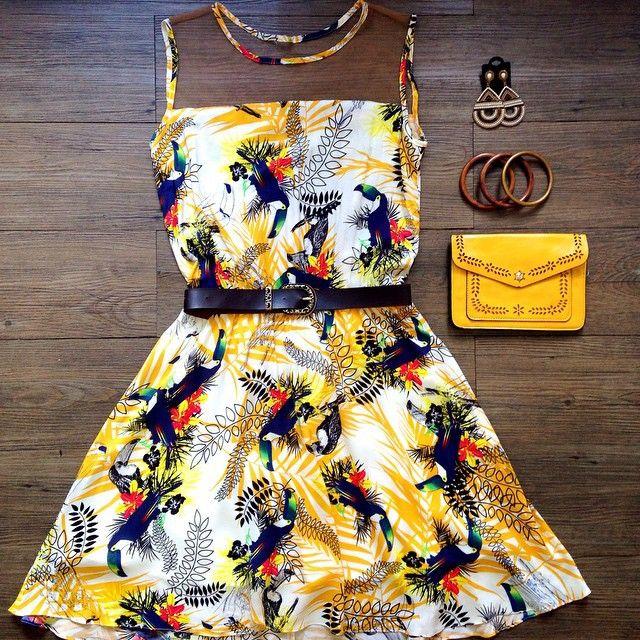 Fashion Sleeveless Organza Dress