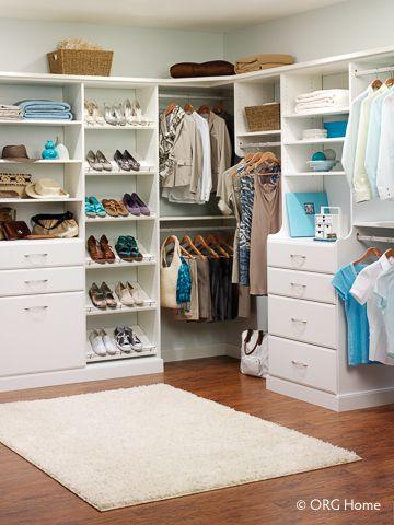 Closet Organizers | Better Organized Spaces - Northeastern Indiana, Southeastern Lower Michigan and Northwestern Ohio