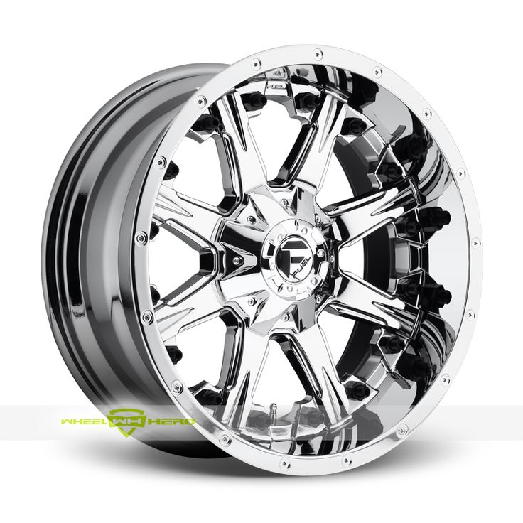 Fuel Nutz Chrome Wheels available here: http://www.wheelhero.com/topics/Chrome-Rims-For-Sale