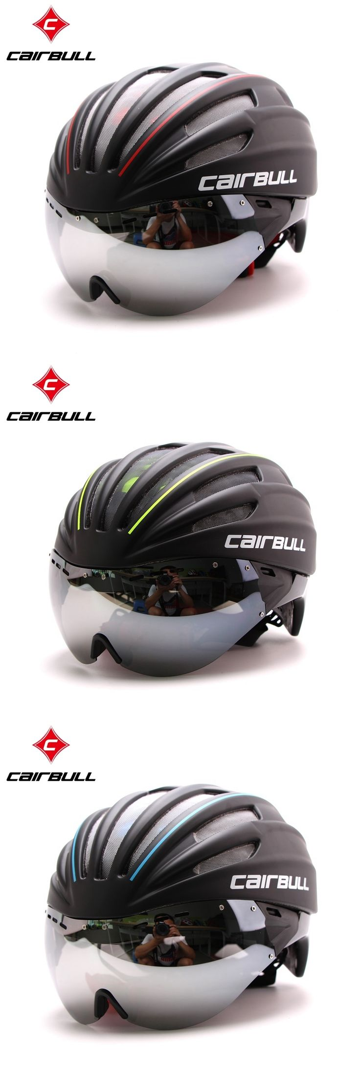 MTB helmet with goggles glasses men and women cycling equipment integrally molded helmet