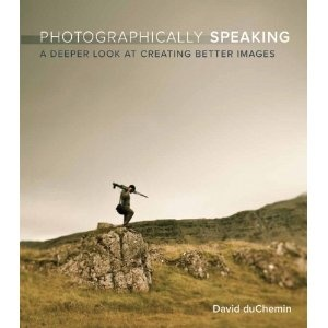 Photographically Speaking is, conceptually, a follow-up to the bestselling Within the Frame. In Within the Frame, David duChemin tackled the essential need for passion and vision in photography, and discussed the tools photographers have at their disposal. But, while photographers have increasingly become adept at discussing technology and technique--and there is, indeed, acknowledgment of the need for passion and vision--there's a startling silence when it comes to discussing photographs…