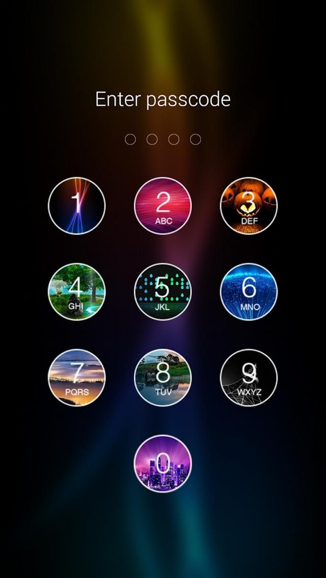Download Passcode Screen Wallpaper by TONY__STARK 54