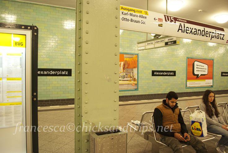 Avete mai fatto un viaggio sulla Metro UBahn di Berlino?