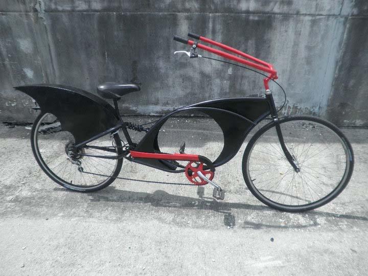 Bat mo bike