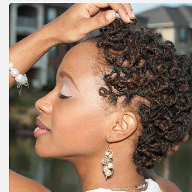 1000+ images about Locs. Dreadlocks. Locks. Dredz. on Pinterest | Black women natural hairstyles ...