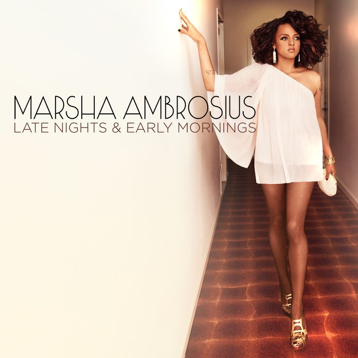 "Marsha Ambrosius ""Late Nights & Early Mornings"": Music, Dress, Album, Ambrosius Late, Favorite, Marsha Ambrosius"