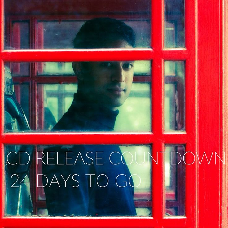 CD Release Countdown 24 days to go.
