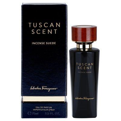Salvatore Ferragamo Tuscan Scent: Incense Suede Eau de Parfum unissexo   fapex.pt