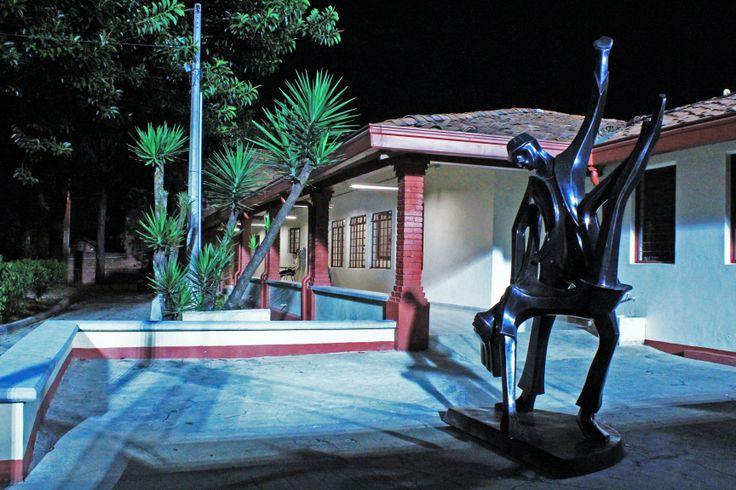 Noche en la Casa de la Cultura de Itagüí