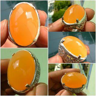 Chalcedony Yellow Golkar Bengkulu
