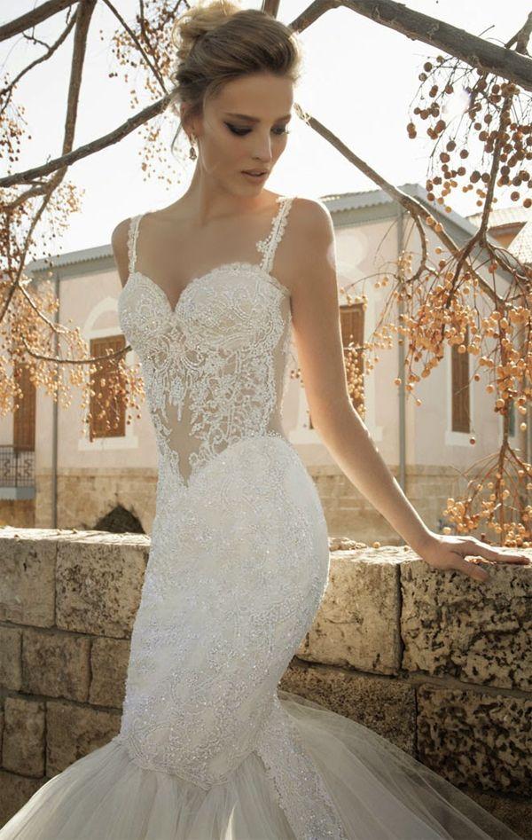 139 best Vestidos de novia images on Pinterest | Wedding frocks ...