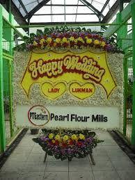 toko bunga di taman mini