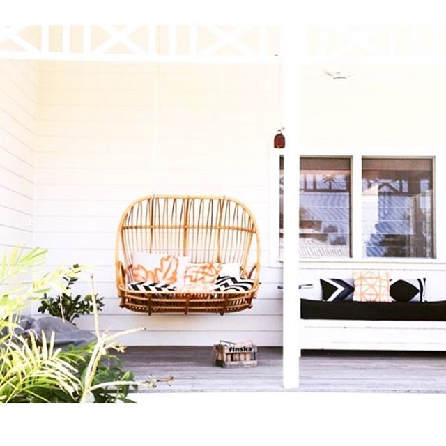 @atlanticbyronbay is my ultimate home inspo || Dreaming of dayz lazing in the Byron sun || All credit @atlanticbyronbay @charlottejuliastone @byronbayhangingchairs #imagenotmine