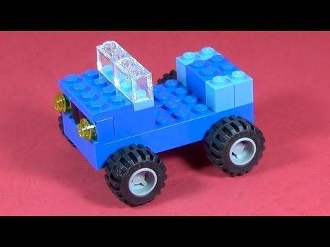 how to build lego car 4628 lego fun with bricks building ideas for kids