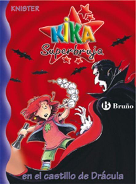 10º Puesto: Kika Superbruja en el castillo de Drácula.