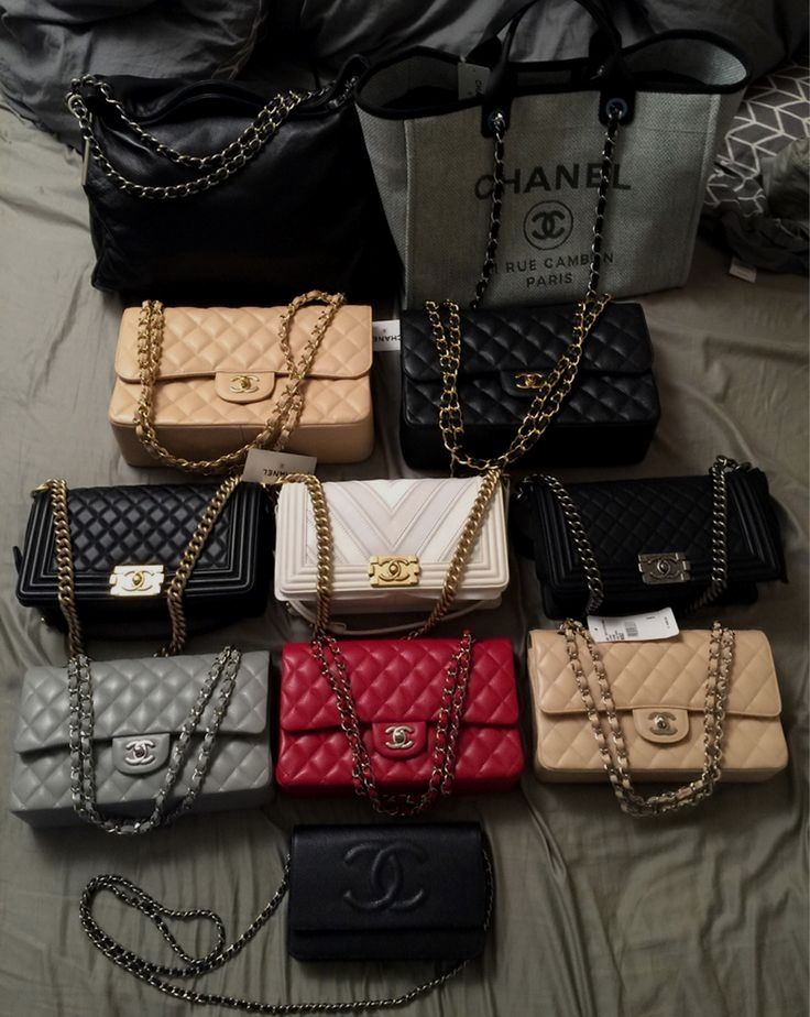 4dcf5bc1737e One Big Happy Family: Check Out Our PurseForum Members' Epic Chanel Family  Bag Portraits