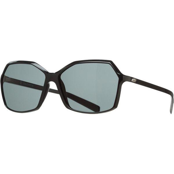 Kaenon Wishbone Sunglasses - Polarized featuring polyvore, fashion, accessories, eyewear, sunglasses, oversized glasses, kaenon sunglasses, polarized lens sunglasses, retro sunglasses and oversized clear glasses