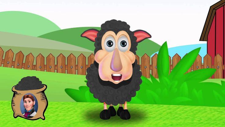 Baa Baa Black Sheep Songs Kids Learning Videos | Nursery Rhymes | Play E...