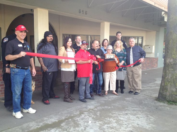 Gill Auto Group Madera >> 20 best Ribbon Cuttings images on Pinterest | Cuttings, Plant cuttings and Grinding