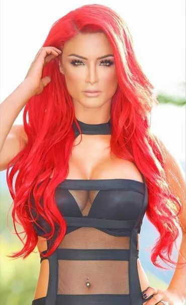 EVA MARIE (Natalie Marie Coyle Nelson) Wednesday, September 19, 1984 - 5' 8'' - Walnut Creek, California, USA.  >WWE Diva Eva Marie.