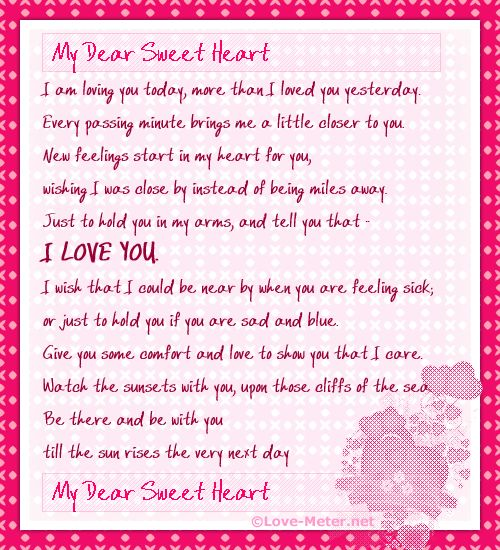 17 best images about Love Letter Templates – Love Letter Template for Him