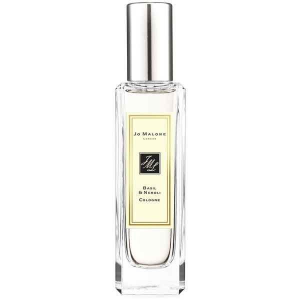 Jo Malone London Basil And Neroli Cologne 30ml (500 SEK) ❤ liked on Polyvore featuring beauty products, fragrance, cologne fragrance, eau de cologne, jo malone, jo malone cologne and jo malone perfume