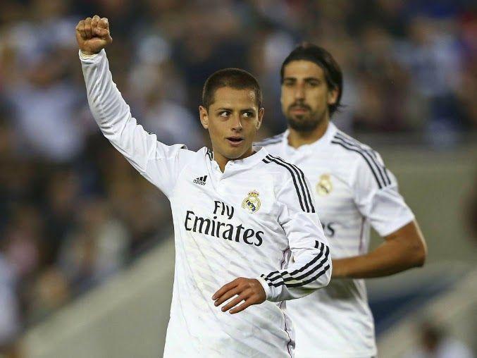 'CHICHARITO' COLABORA EN VICTORIA EN COPA DEL REY || Real Madrid goleó por 4-1 al Cornellá en el inicio de la competencia. Javier Hernández ya lleva cuatro goles con la playera blanca.