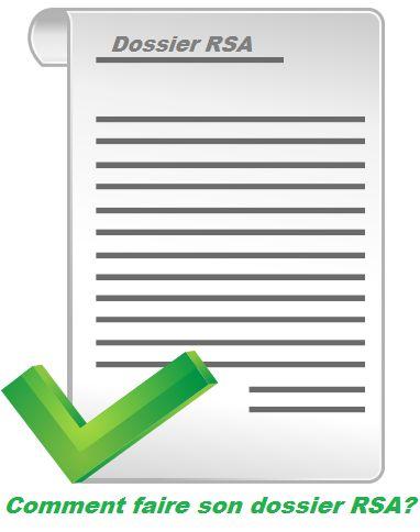 Dossier RSA (caf) : Comment faire sa demande?