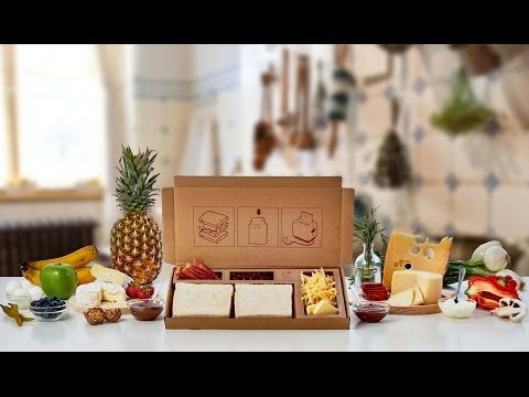 Cheese Posties | Subscription Cheese Toasties