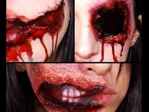 Effetti speciali trucco Halloween stile zombie - VideoTrucco