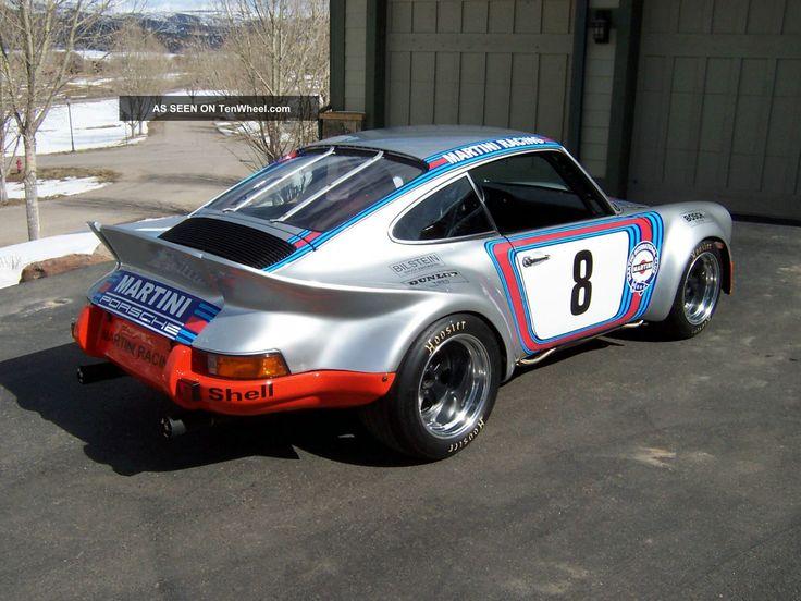 1971 Porsche 911 Carrera RSR