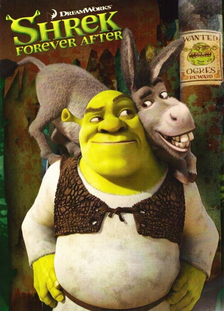 Watch Shrek Forever After HD Streaming