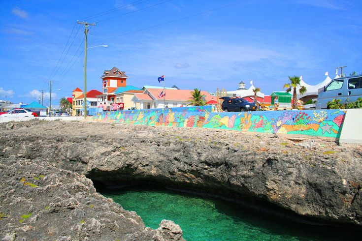Waterfront, George Town, Grand Cayman - Cayman Islands