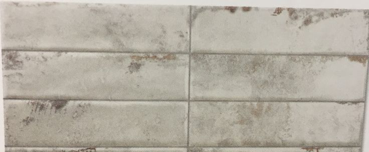 Mayotica Perla Tile 31 x 60, great as a feature wall in bathrooms!