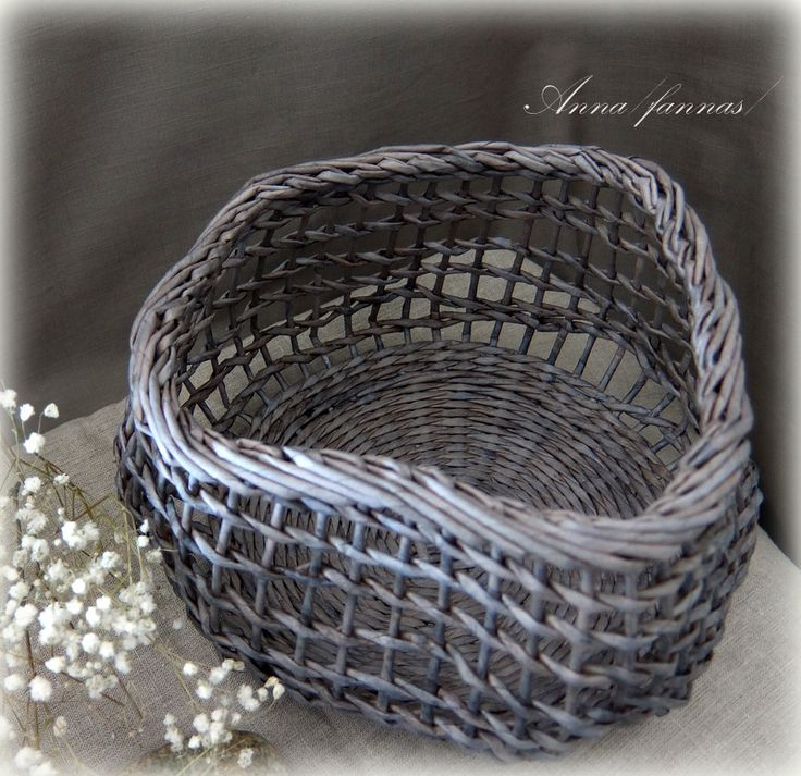 Willow Basket Weaving Dvd : My works from paper