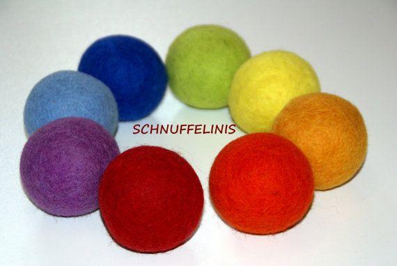 Wol droger ballen tevredenheid gegarandeerd door Schnuffelinis