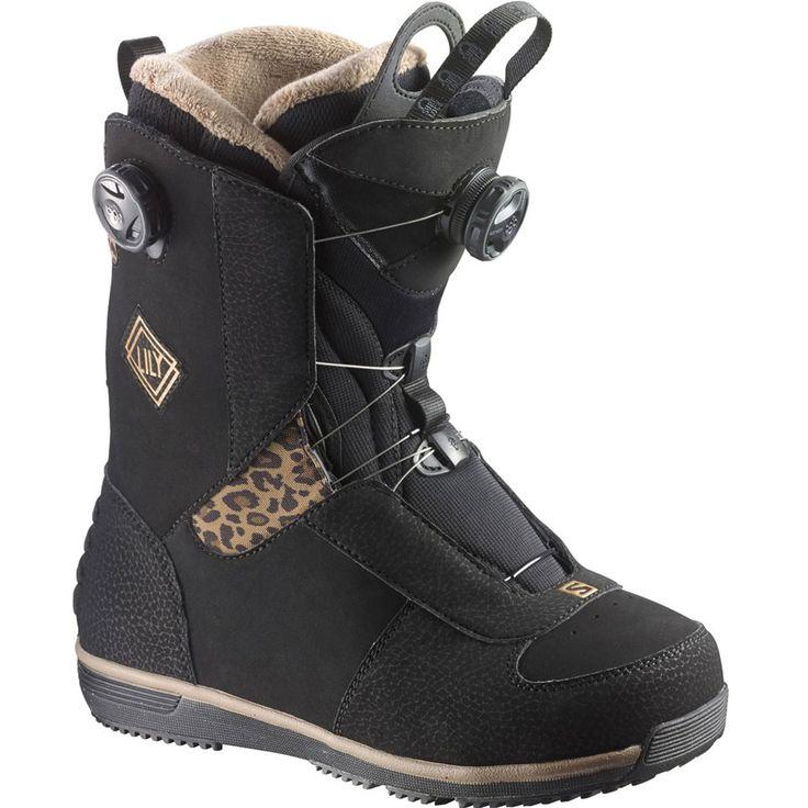 Salomon Lily Focus Boa Snowboard Boot - Women's 2015 | Salomon Snowboards for sale at US Outdoor Store
